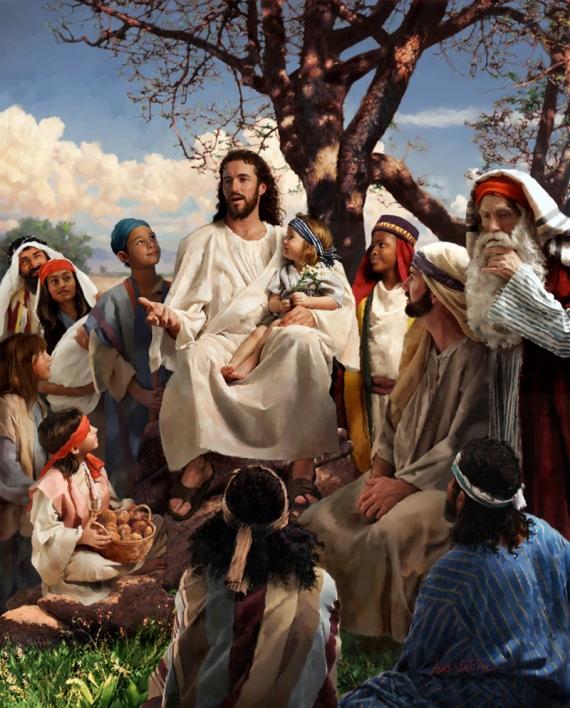 apakah jesus itu tuhan.................
